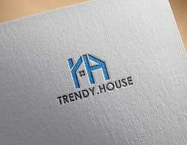 #127 for Design logo for website www.trendy.house af diptisarkar44