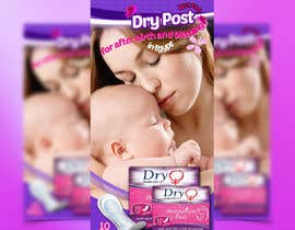 #77 untuk design flyer to afterbirth pads(female pads) oleh moiraleigh19
