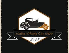 #15 for Car Show Logo af elmado34
