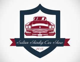 Nro 33 kilpailuun Car Show Logo käyttäjältä elmado34
