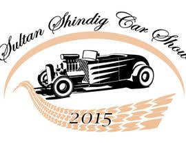Nro 27 kilpailuun Car Show Logo käyttäjältä webcreateur