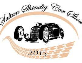 Nro 28 kilpailuun Car Show Logo käyttäjältä webcreateur