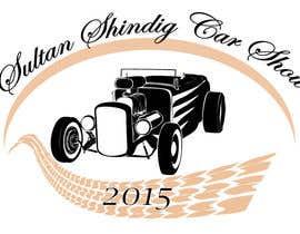 Nro 29 kilpailuun Car Show Logo käyttäjältä webcreateur