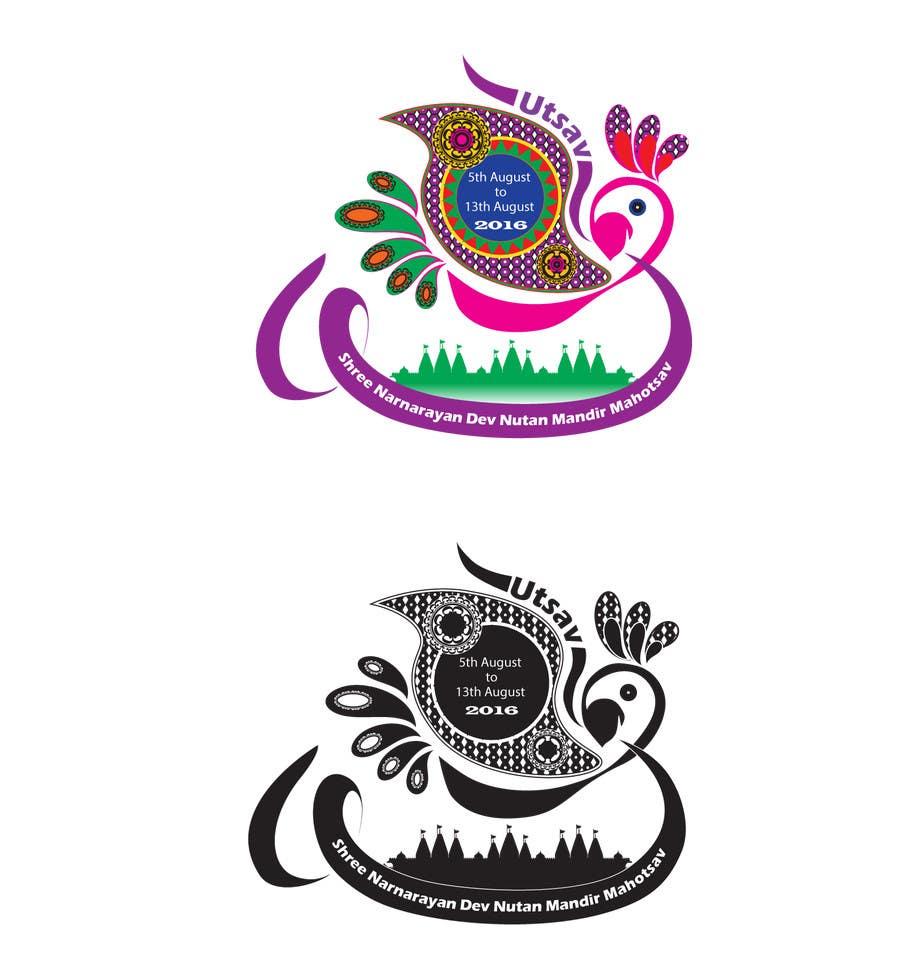 Konkurrenceindlæg #8 for Temple Opening Ceremony Logo
