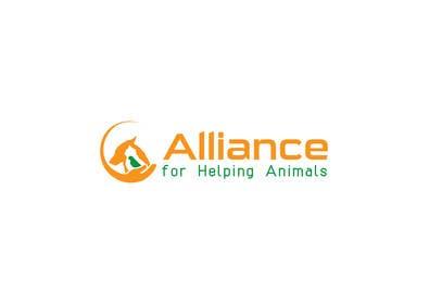 """#22 for Design a Logo for """"Alliance for Helping Animals"""" af feroznadeem01"""