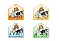 "Design a Logo for ""Alliance for Helping Animals"" için Graphic Design38 No.lu Yarışma Girdisi"