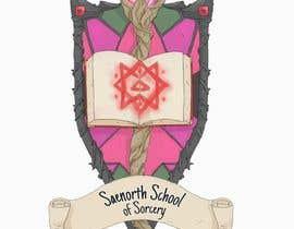 nº 16 pour Fantasy Map and School Emblems par morgangans