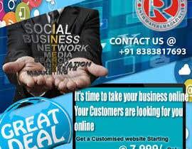 Nro 178 kilpailuun Need Banner for my Website Designing Service käyttäjältä ahmedalreza416