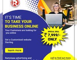 #79 for Need Banner for my Website Designing Service af alom104