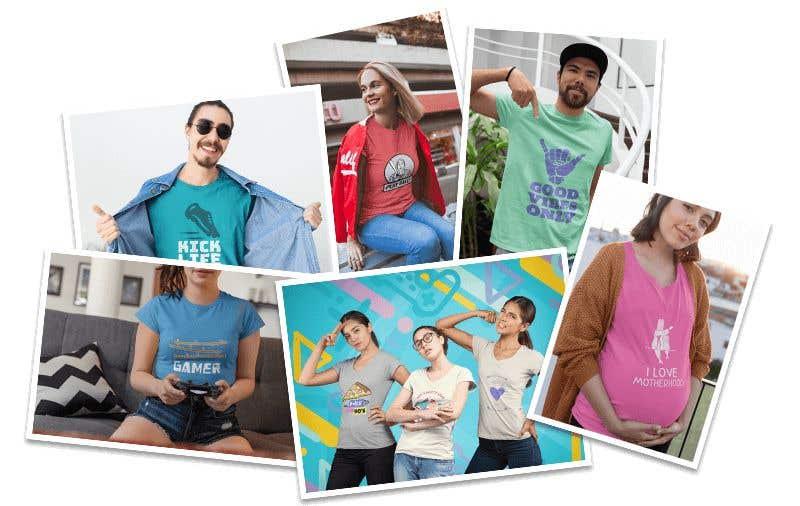 Kilpailutyö #                                        8                                      kilpailussa                                         Couples T-Shirt Website (rebuild)