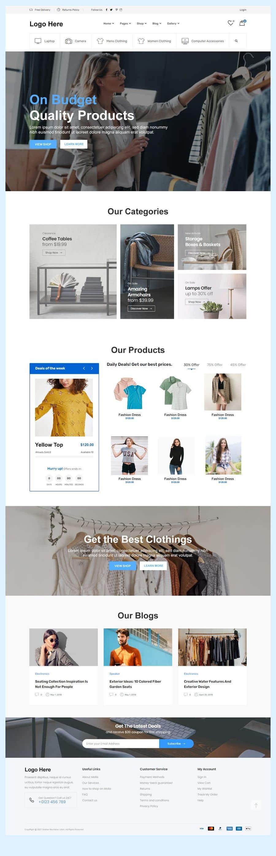 Kilpailutyö #                                        38                                      kilpailussa                                         Couples T-Shirt Website (rebuild)