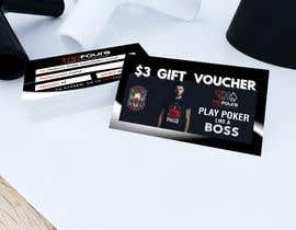 #13 para Gift Certificate/Business Card/Promo Design por mendesyo