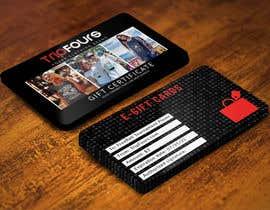 #14 para Gift Certificate/Business Card/Promo Design por expectsign