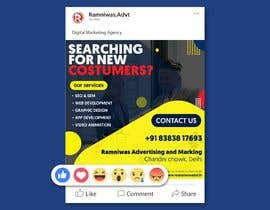 #22 for Need a Social media Post for my Facebook Advertising Services af krishnaxmu