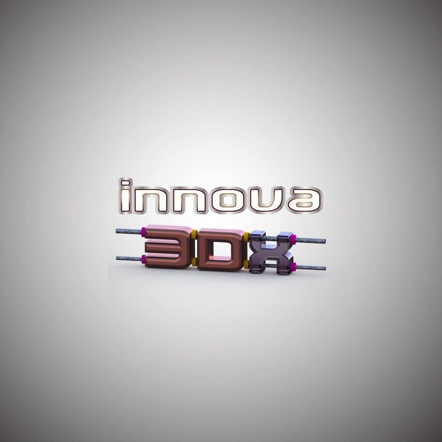 Bài tham dự cuộc thi #                                        142                                      cho                                         Innova 3DX