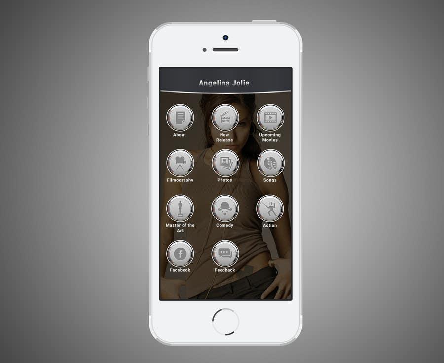 Konkurrenceindlæg #                                        55                                      for                                         Improve an App Home Screen Mockup