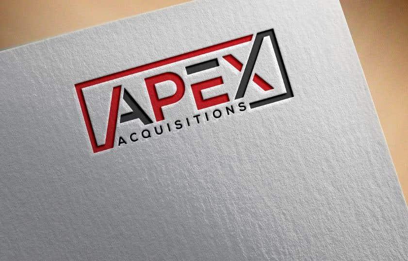 Konkurrenceindlæg #                                        180                                      for                                         Logo Design for Apex