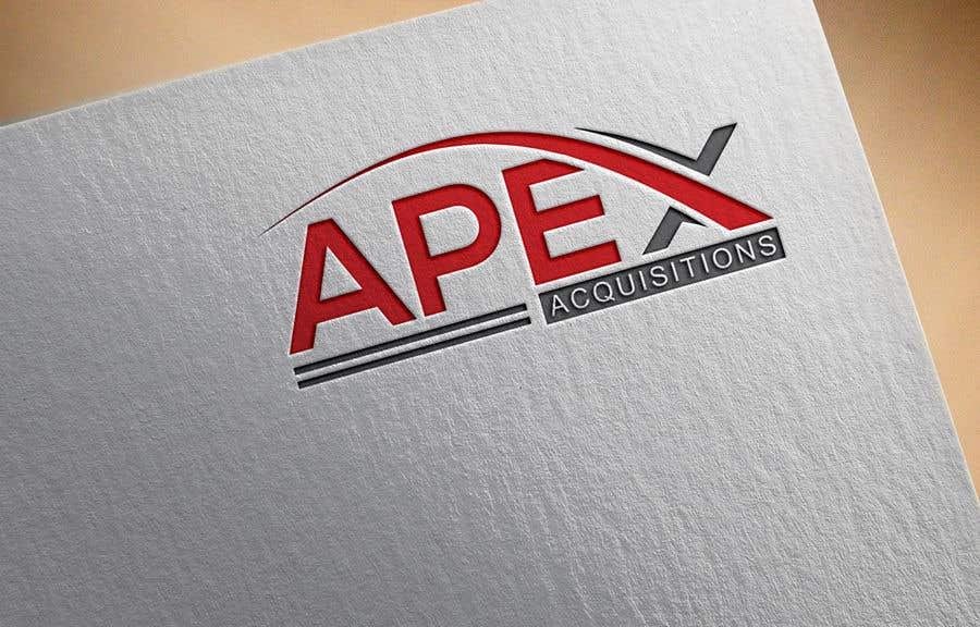 Konkurrenceindlæg #                                        621                                      for                                         Logo Design for Apex
