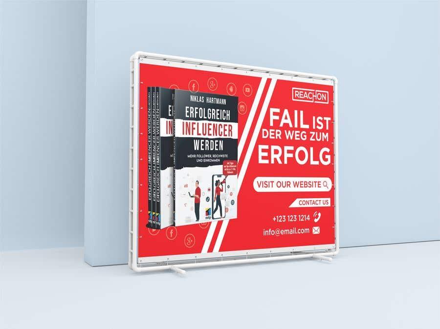 Proposition n°                                        130                                      du concours                                         Design Social Media billboard advertising for us