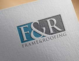 #20 cho Design a Logo for Frame&Roofing bởi momotahena