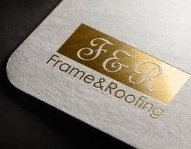 #25 cho Design a Logo for Frame&Roofing bởi oldestsebi