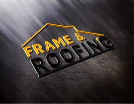 #59 for Design a Logo for Frame&Roofing by swdesignindia