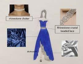 #7 untuk I want a tech pack design of a dress. oleh juliayasmin