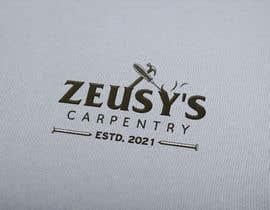 #373 for Design a carpentry business logo af uniquebrandingco