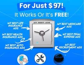 KXRXN tarafından Facebook Ad Graphic: It Works or It's Free için no 5