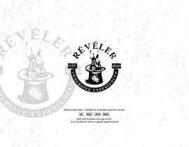 #1911 , Logo Designed for Révéler Immersive Experiences 来自 enovdesign
