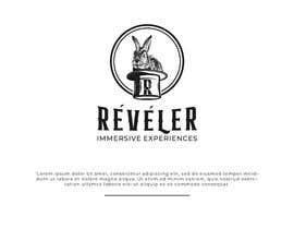 #1824 pentru Logo Designed for Révéler Immersive Experiences de către GutsTech