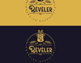 #1771 för Logo Designed for Révéler Immersive Experiences av Rayhan62