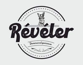 #1904 , Logo Designed for Révéler Immersive Experiences 来自 pixls