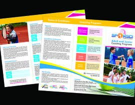 nº 4 pour An attractive, Modern, Eye Catching Tri Fold Brochure par rinkacheong