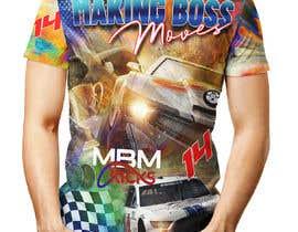 #22 para Shirt Design All Over Print de aamiraami62