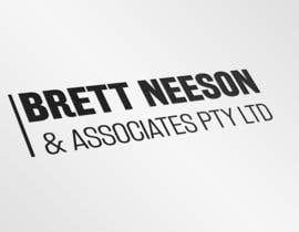 #24 for Design a Logo for  BRETT NEESON & ASSOCIATES PTY LTD by kamilasztobryn