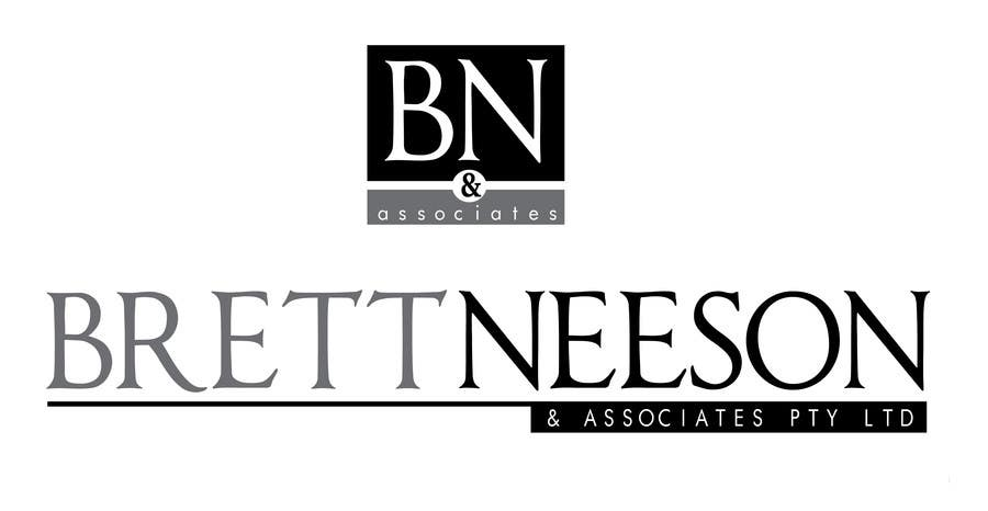 Penyertaan Peraduan #12 untuk Design a Logo for  BRETT NEESON & ASSOCIATES PTY LTD