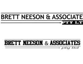 #25 untuk Design a Logo for  BRETT NEESON & ASSOCIATES PTY LTD oleh princepatel96