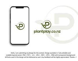 #2085 for Plants Logo - 09/06/2021 04:12 EDT af farhana6akter