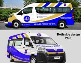 #32 cho Help Design Bus Branding bởi RajuKhan564