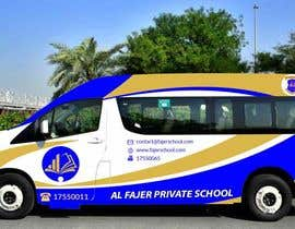 #43 cho Help Design Bus Branding bởi RajuKhan564