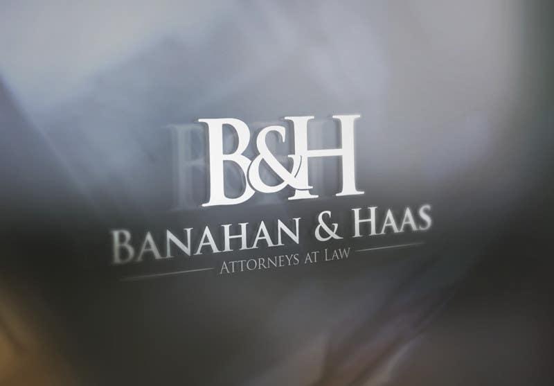 Konkurrenceindlæg #191 for Design a Logo for B & H