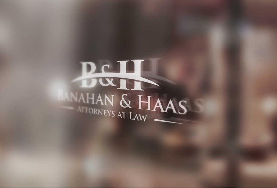 Konkurrenceindlæg #214 for Design a Logo for B & H