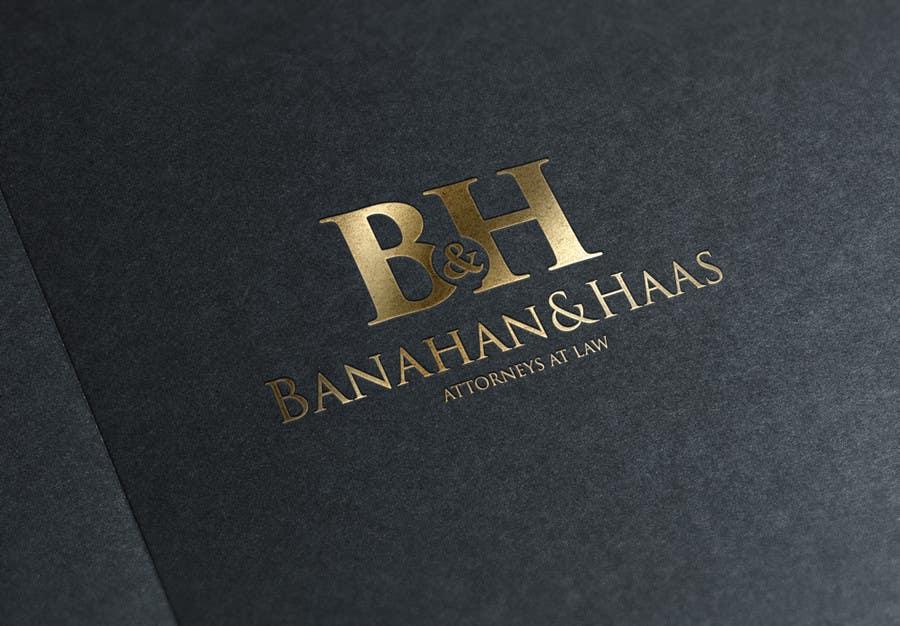 Konkurrenceindlæg #104 for Design a Logo for B & H