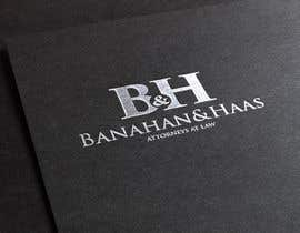 #105 for Design a Logo for B & H by jayabalind