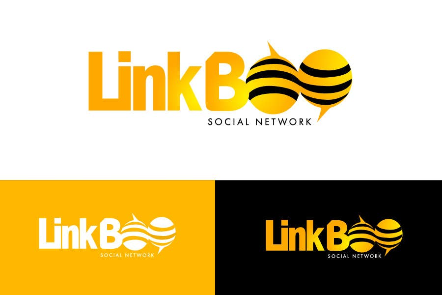 #171 for Logo Design for Logo design social networking. Bee.Textual.Illustrative.Iconic by twindesigner