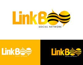 #171 , Logo Design for Logo design social networking. Bee.Textual.Illustrative.Iconic 来自 twindesigner