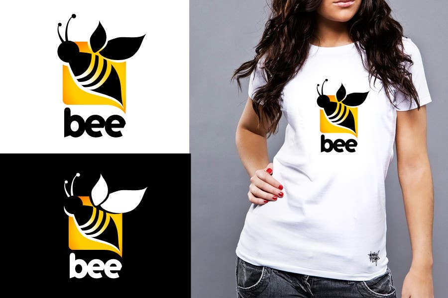 #46 for Logo Design for Logo design social networking. Bee.Textual.Illustrative.Iconic by twindesigner