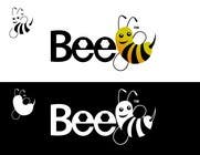 Graphic Design Kilpailutyö #166 kilpailuun Logo Design for Logo design social networking. Bee.Textual.Illustrative.Iconic