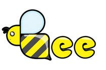 Graphic Design Kilpailutyö #10 kilpailuun Logo Design for Logo design social networking. Bee.Textual.Illustrative.Iconic